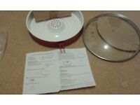 Ceramic Dry Cooking Pan - BRAND NEW