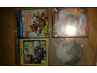 4 ps3 games