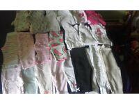 huge baby girl bundle 60+items