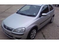 LOVELY VAUXHALL CORSA 1.2 SXI 2006 FOR SALE