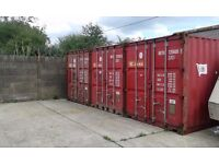 Self storage containers to rent