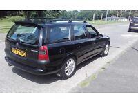 Vauxhall vectra estate sri moted 01/06/17 £595