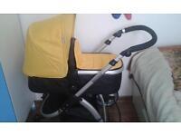 3 in 1 baby pushchair