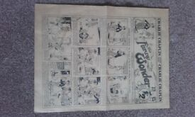 1915 Funny Wonder comic paper. ORIGINAL