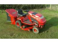 "Countax C800HE Ride on Mower 48"" Cut 18HP V Twin Engine"