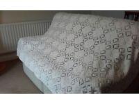 Vintage Crochet Bedspread / Throw