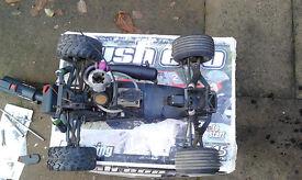 Radio Controlled Model Car Nitro Fuel