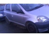 Toyotas breaking Corolla Yaris Avensis Starlet 1995-2005 years only post delivery
