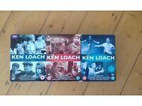 Ken Loach DVD Collection (Volume 1, Volume 2, Ken Loach at the BBC)