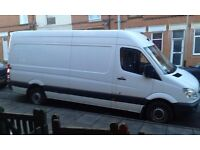 Man & Van Removal Services.Office,Industrial ,Household Removals,24/7 Sevice