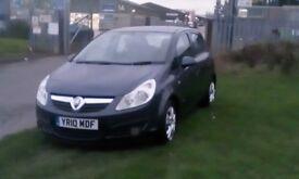 2010 (10) Vauxhall Corsa Desire 1.3 CDTi Diesel