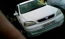 Vauxhall astra envoy dti