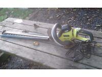 Ryobi Electrical Hedge cutter 550W