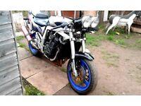 Suzuki gsxr 750 wp