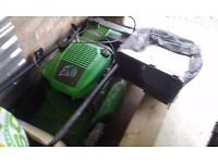 Petrol lawn mower, spares or repair!!