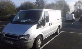 Ford transit 54 plate