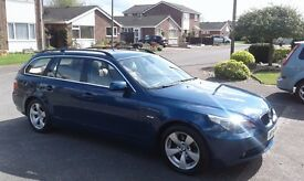 Bmw 530 diesel se touring estate, direct from main dealer full service history great car ready to go