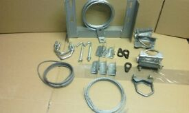 CHIMNEY LASHING BRACKET KIT TV Aerial/Satellite