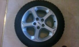 "ford 16"" alloy wheel"