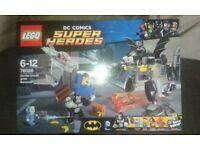 DC SUPER HEROES LEGO, UNOPENED
