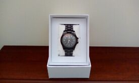 Gents Fashion Watch Brand New And Boxed