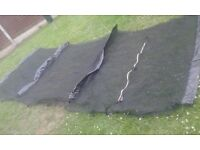 10 FT TRAMPOLINE ENCLOSURE (FOR TRAMPOLINE WITH 6 POLES)
