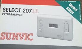 Sunvic electronic programmer