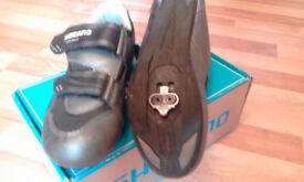 Shimano SH-RT31 SDP Cycling shoes (Size UK 8.3)