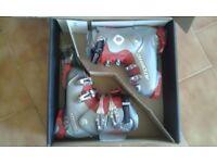 Never Worn Ski Boots ~ Atomic GS 9 Junior Ski Boot ~ Size 23