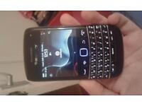 BlackBerry bold touch for sale