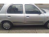micra GX 1999 989 cc 5 doors