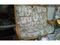 2 chairs and 2 seater sofa