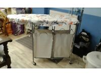 ironing board with with storage
