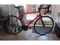Btwin Triban 3 road bike like new