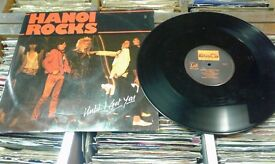 Hanoi Rocks – Until I Get You, released on Lick Records in 1983, Cat No LIX 2.