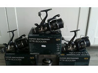 Shimano XTR 8000 RA Super Baitrunner Carp Fishing Reels XTR 8000RA XTR8000RA Baitrunners Reel XTRRA