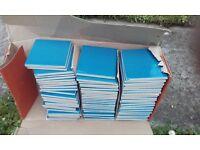 Blue 10x10 tiles