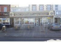 GOSSIP Coffee Lounge business for sale