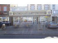 GOSSIP Coffee Lounge business for sale or rent