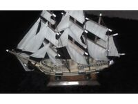 Hms Endeavour really nice model offers over £150