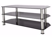 AVF 55 inch TV stand - Good as new.