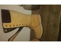 ladies tall timberland boots