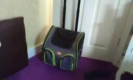 Dog trolly bag
