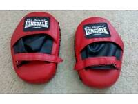 Punch or kick pads