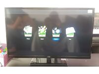 "BRAND NEW LOGIK L24HE16 24"" LED TV HD"