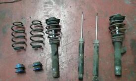 Jetta coil over kit