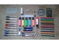 stationary pen set (NEW)