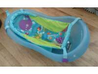 Fisher Price Ocean Wonders baby bath 3-in-1