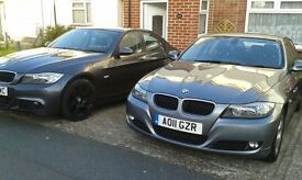 BMW 320d Efficient Dynamics 2011 Diesel