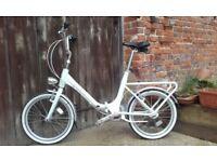 Rok Bikes PONY 3 Speed Classic Unisex bike with rear luggage rack adjustable seat height